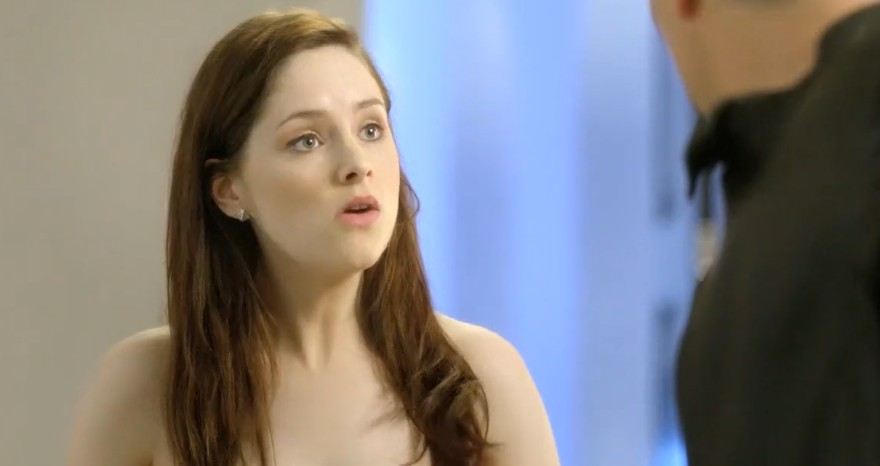 Sophie Rundle Topless Nude Scene From Episodes - video