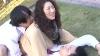 Japanese Mom Miraculous Happening