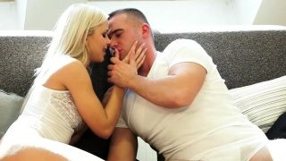 Fetish blonde creampied