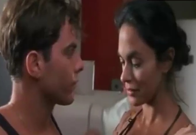 Stepmother And Son Love Sex